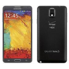 Samsung Galaxy Note 3 SM-N900V 32GB 13.0MP (Unlocked) 4G LTE Smart Phone - BLACK