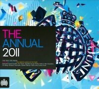 NEW Ministry of Sound: Annual 2011 (Audio CD) 3 CD