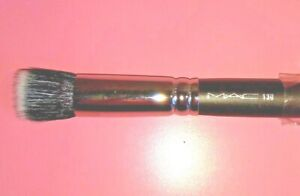 MAC , 130 BRUSH, DUO NATURAL FIBERS, RARE, DISCONTINUED, NEW IN PACKAGE 💗