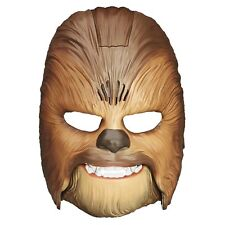 Star Wars Movie Roaring Chewbacca Wookiee Sounds Mask, Ages 5 and up (Amazon