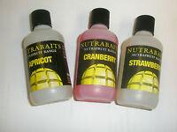 Nutrabaits Nutrafruit 100ml Boilie making flavours ALL VARIETIES Carp fishing