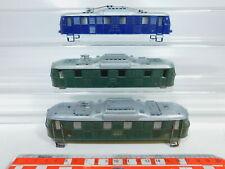 Bz426-1 # 3 x Märklin H0 Bastler-Gehäuse per Locomotiva: 3023+3024