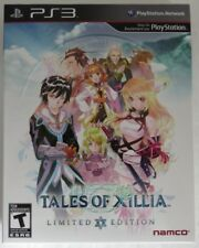 EMPTY BOX ONLY !! PS3 TALES OF XILLIA COLLECTOR'S BOX ONLY !!    (INV13338)
