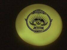 Innova Disc Golf Team Champion Series Joe Rovere Pink Color Glow Roc3 180g