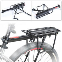 EE_ ALUMINIUM QUICK RELEASE BICYCLE BIKE REAR SEAT LUGGAGE SHELF TAIL RACK STRIC