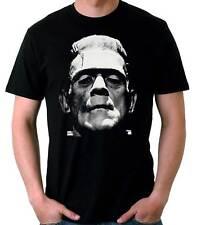 Camiseta Hombre Franskestein I Love Monsters t-shirt manga corta