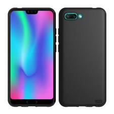 Orzly Honor 10 Flexicase Phone Case Cover - BLACK