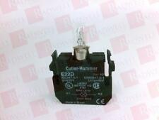 CUTLER HAMMER E22-DL120 (Surplus New In factory packaging)