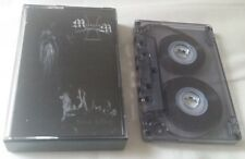 MARTYRUM OMNIUM - Human Darkness - TAPE Cassette Black Metal Mayhem
