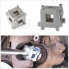 "Steel Autos DIY 3/8"" Disc Brake Piston Caliper Wind Back Drive Cube Adaptor Tool"