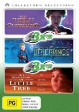 The Indian In The Cupboard, Little Prince, Education Of Little Tree DVD Region 4