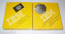 IBM Black Non-Correcting Ribbon 1299790 New Qty. 2 Typewriter Supplies