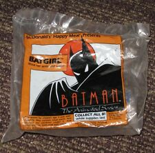 1993 Batman Animated Series McDonalds Toy - Batgirl