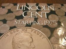 Set / collection Lincoln Memorial Cents 1975 p 2011 d