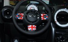 Steering Wheel Cover Dashboard For BMW Mini Cooper PACEMAN Countryman CLUBMAN 01