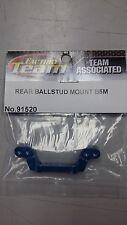 ASC 91520  Factory Team Blue Alum. Rear Ballstud Mnt. for B5M by Team Associated