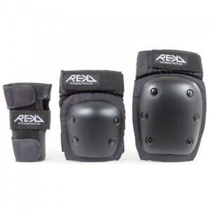 REKD Heavy Duty Triple Safety Pad Set Adult Small