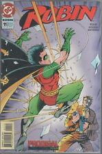 ROBIN N. 11 DC COMICS 1994 - DIXON - JIMENEZ