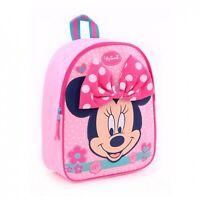Disney Minnie Mouse Mädchen Rucksack rosa 31 cm neu