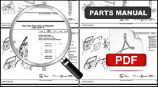 2008 JEEP LIBERTY OEM SERVICE REPAIR WORKSHOP PART CATALOG PARTS MANUAL