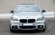 BMW 5 Series F10 F11 Msport Mpacket Front Lip Bumper Spoiler Flaps Add On