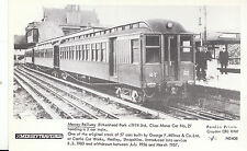 Mersey Railway Postcard - Train at Birkenhead Park c.1914, Liverpool V2220