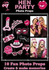MissBehave Hen Night/Party 10 Fun Photo Prop Create & Make Memories