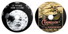 Le Voyage Dans La Lune (1902) Cendrillon (Cinderella) (1899) Movie Set on DVD
