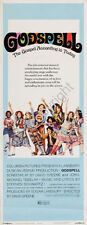 Godspell Movie Poster Insert 14x36 Replica