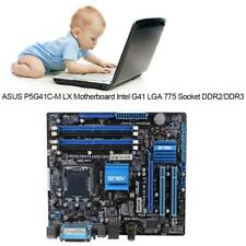 8 GB ASUS P5G41C-M LX G41 Computer Motherboard DDR3 High Quality New