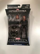 "Marvel Legends 6"" Black Widow Mandroid BAF Wave The Winter Soldier"