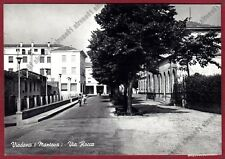 MANTOVA VIADANA 10 Cartolina FOTOGRAFICA viaggiata 1960