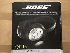 Bose QC15 QuietComfort Acoustic Noise Cancelling Headphones