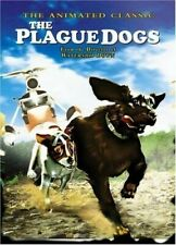 Plague Dogs - DVD -  - RARE- OOP Out of Print - FREE SHIPPING