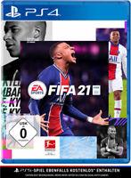 FIFA 21 (PS4) (inkl PS5-Upgrade) (NEU & OVP) (Blitzversand)
