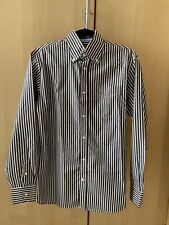 Mens Striped Shirt by Hackett Size Small