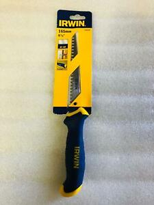 IRWIN ProTouch™ Drywall/Jab Saw   165mm - 8T 9P - Plasterboard Sharpened Tip.