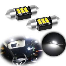 6000K Xenon White 31MM DE3175  LED Trunk Cargo Light Bulbs For Honda CR-V 00-12