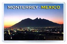 MONTERREY MEXICO MOD3 FRIDGE MAGNET SOUVENIR IMAN NEVERA