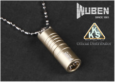 Mini EDC LED Flashlight CREE XP G2 130LM WUBEN G342 Emergency Safety Equipment