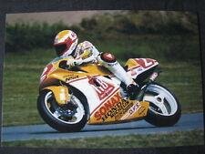 Photo HB Honda NSR250 #2 Helmut Bradl (GER) Dutch TT Assen