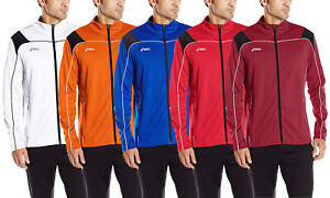 ASICS Men's Miles Jacket, Color Options