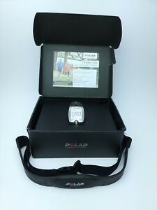 Polar FT1 Heart Rate Monitor Watch w/ T31 Coded Chest Strap Sz Medium
