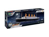 Revell 05498 - 1/600 RMS Titanic - Easy Click System - Neu