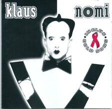Klaus Nomi - Klaus Nomi CD 10 tit compilation 1994 FRANCE