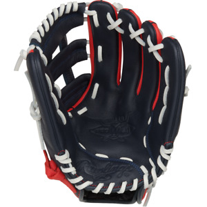 "NWT Rawlings Ronald Acuna Jr. Select Pro Lite Youth Baseball Glove/Mitt.11.5""."