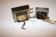 2 Trafos (Transformatoren) - aus Grundig 3045 - Röhrenradio Ersatzteile