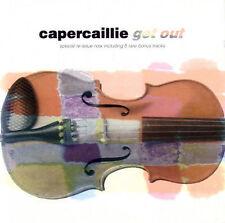 CAPERCAILLIE - GET OUT [BONUS TRACKS] NEW CD
