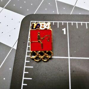LA84 Olympic Equestrian Lapel Pin