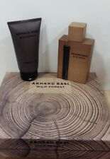 armand basi wild forest estuche 90 ml eau de toilette + 150 ml gel